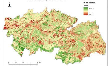 TFM – Valoración multicriterio del hábitat de conejo en la provincia de Toledo