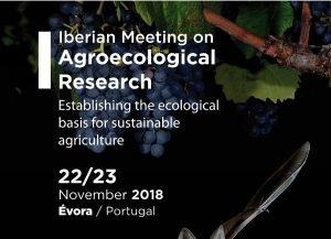 Imagen de portada del congreso ibérico de investigaciones en agroecología