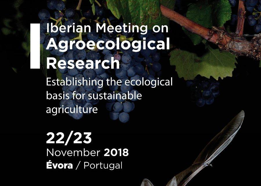 1º Congreso ibérico de investigación en agroecología