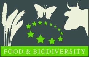 Logo del proyecto LIFE Food & Biodiversity