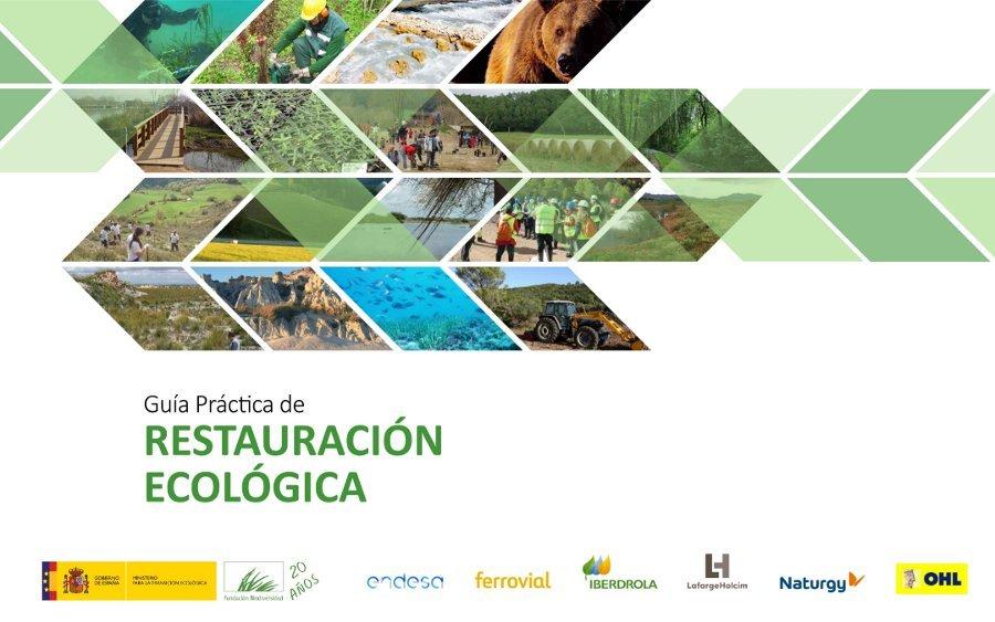 Guía practica de Restauración Ecológica de la Fundación Biodiversidad