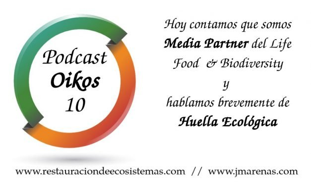 Oikos #10 – Huella ecológica