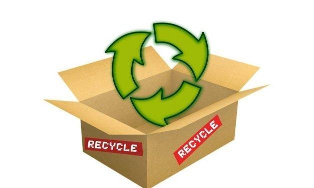 Tras la navidad, recicla todos los embalajes