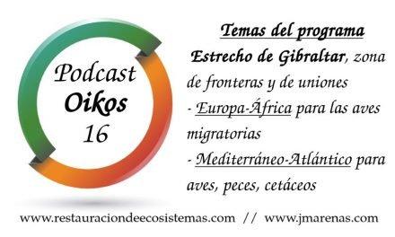 Oikos #16 – Importancia ecológica del Estrecho de Gibraltar