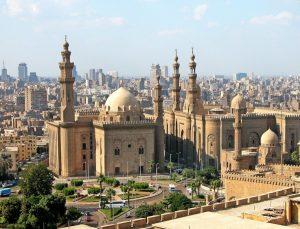 Mezquita del Cairo.