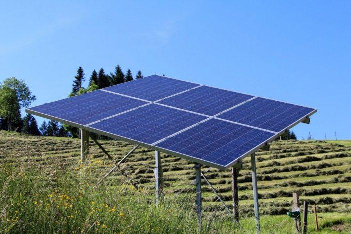 La agrovoltaica es un nuevo concepto que surge de combinar, como podemos intuir, la agricultura con la fotovoltaica, una energía verde y renovable.